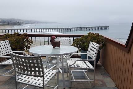 California's Central Coast Home on the Beach