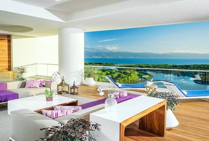 Vidanta Nuevo Vallarta- Grand Luxxe 4 Bedroom Residence