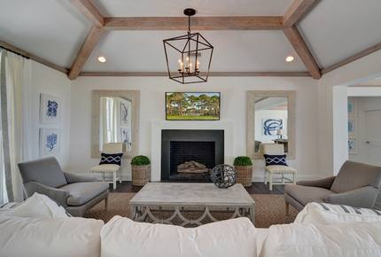 Newly Renovated Ocean Front Cottage - Sea Island, Georgia
