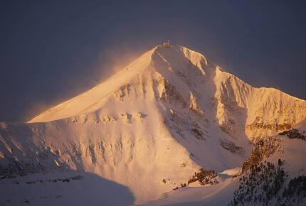 Mountain Views in Big Sky - Big Sky, Montana