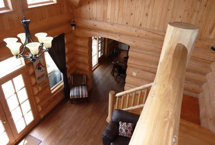 Chalet Bear Trail - Fiddler Lake, Canada