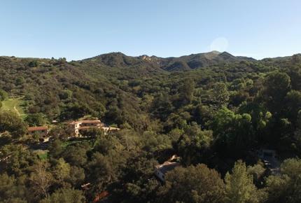 Tuscali, A Little Piece of Tuscany in Southern California - Topanga / Malibu, California