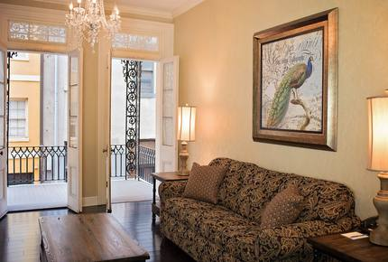 French Quarter Apartment