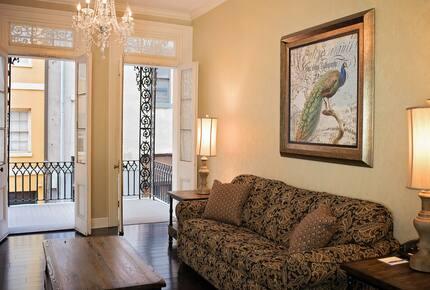 French Quarter Apartment
