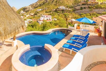Villa Serrana in Pedregal - Cabo San Lucas, Mexico