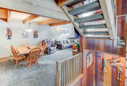 Winterset Mountain Escape- World Class Skiing and Fishing - Mammoth Lakes, California