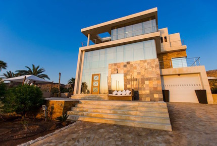 Luxury Villa Overlooking the Dead Sea