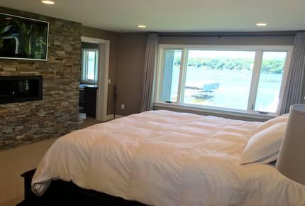 Brand New Luxury Home on Lake Minnetonka - Wayzata, Minnesota