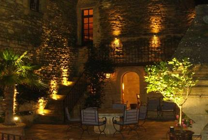 Castillon House - Castillon du Gard, France