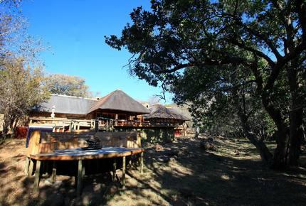 Tsheshepe Safari Lodge - Welgevonden Game Reserve, South Africa