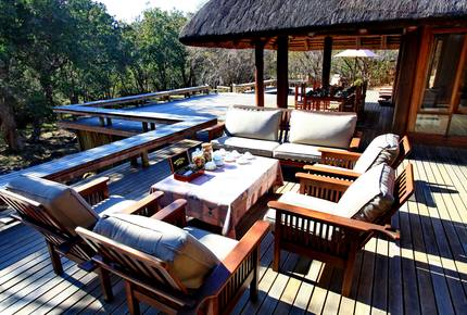 Tsheshepe Safari Lodge