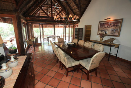 Tsheshepe Safari Lodge - Welgevonden Game Reserve, South Africa