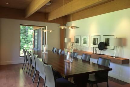 Lakefront Designer Home - St-Donat, Canada