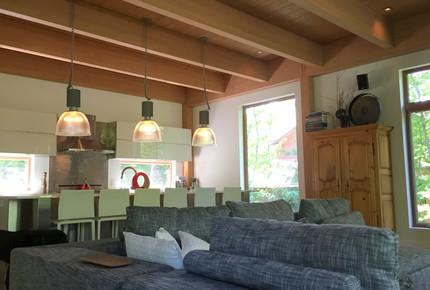 Lakefront Designer Home