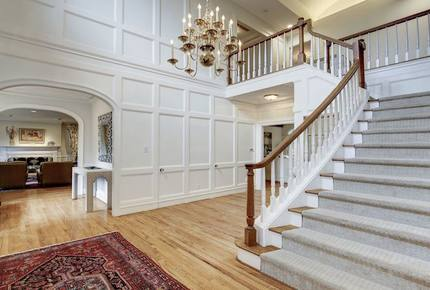 Washington DC English Manor Home - McLean, Virginia