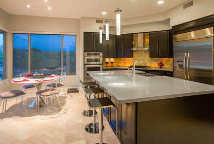 Contemporary Desert Mountain Home - Scottsdale, Arizona