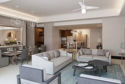 Vidanta Nuevo Vallarta- Grand Luxxe 3 Bedroom Spa Suite