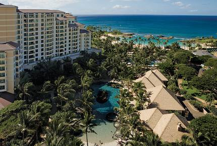 Marriott's Ko Olina Beach Club - Oahu, Hawaii