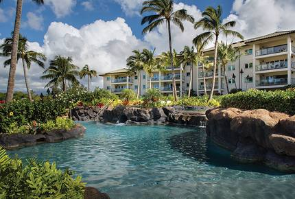 Marriott's Kauai Lagoons - Kauai, Hawaii