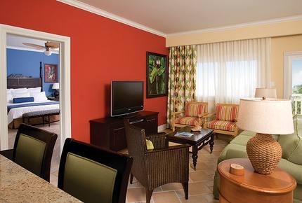 Marriott St. Kitts Beach Club