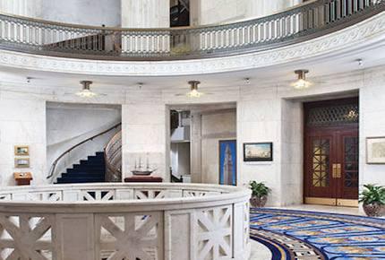 Marriott's Custom House - Boston, Massachusetts
