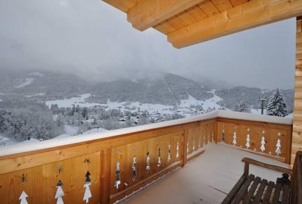 Chalet Amaroo Ski in/Ski out - Les Diablerets, Switzerland