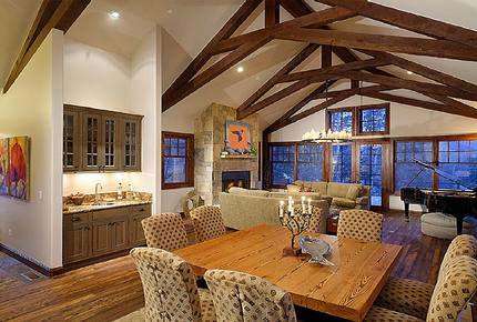 Luxury Family Home on the Roaring Fork River - Aspen, Colorado