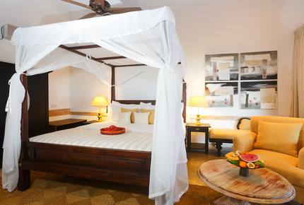 The Honeymoon Suite at Mosvold Villas