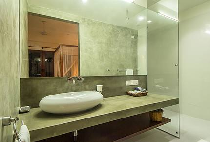 The Penthouse Suite at Amba Ayurveda Boutique Hotel - Balapitiya, Sri Lanka