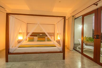 A Garden Villa at Amba Ayurveda Boutique Hotel