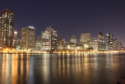 Manhattan - Roosevelt Island Gem - New York, New York