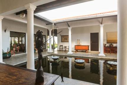 The Honeymoon Suite at Mosvold Villas - Ahangama, Sri Lanka