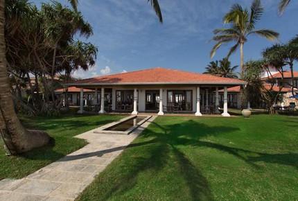A Deluxe Room at Mosvold Villas - Ahangama, Sri Lanka