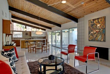 Palm Springs Mid-Century Gem with Spectacular Views! - Palm Springs, California