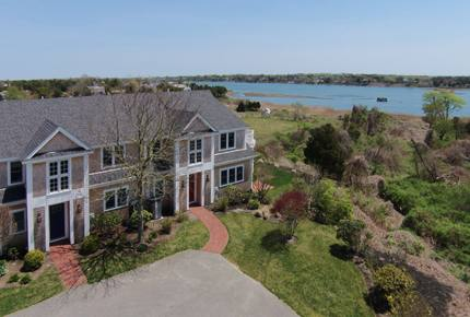 Chatham Cape Cod Waterfront Villa