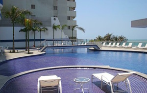 Cartagena- Bocagrande, Colombia