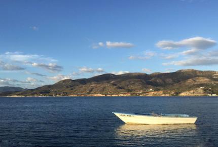 La Blanca del Palmar - Palmar de Ocoa, Dominican Republic