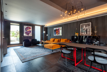 Terrace House - Amazing Penthouse in Central Milan - Milan, Italy