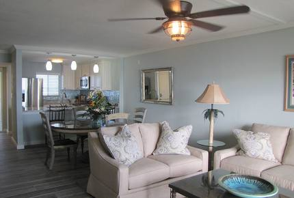Fort Walton Gulf Front Condo with Breathtaking Views - Fort Walton Beach, Florida
