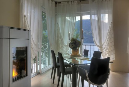 Villa Boomerang - Lake Orta - Omegna, Italy