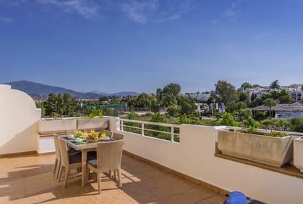 Luxury Penthouse at Cortijo del Mar - Estepona, Spain