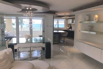Luxury San Juan Beach Condo with Ocean View - San Juan, Puerto Rico