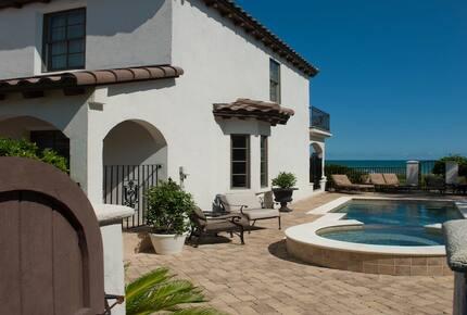 Myrtle Beach Beachfront Mansion