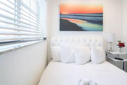 Modern Contemporary South Beach Condo - Miami Beach, Florida