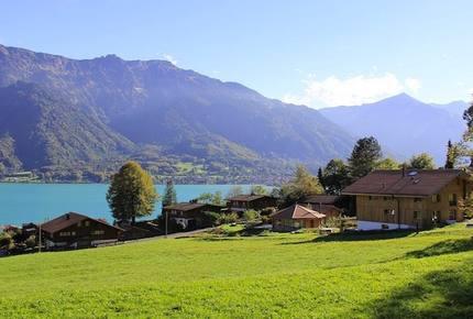 Luxury Swiss Alpine Chalet - Ringgenberg, Switzerland