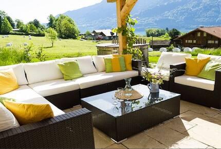 Luxury Swiss Alpine Chalet
