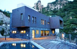 House and pool lights