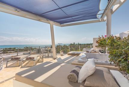 Ocean Front Penthouse 09 Private Rooftop Jacuzzi - Miami Beach/South Beach, Florida