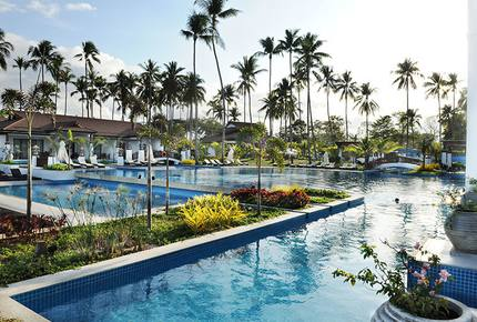 6 Nights Island Water Villa All Inclusive