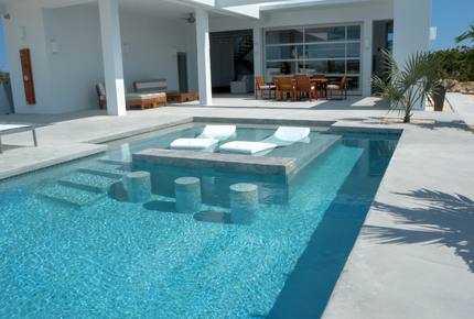 White Villa - Exquisite Modern Luxury Island Villa